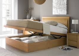 side lift ottoman storage sleigh bed arran oak ottoman storage bed beds