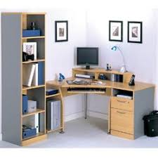 bureau ordinateur angle bureau angle gris meubles with bureau angle gris affordable bureau