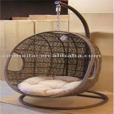 fancy egg basket chair and rattan hang chairgarden swing chair egg