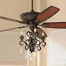 Chandelier Ceiling Fans With Lights 60 Casa Montego Bronze Chandelier Ceiling Fan 56358 58940