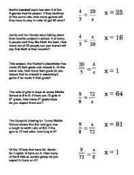 19 best ratios u0026 proportions images on pinterest word problems
