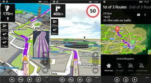 free gps apps for android sygic navigation app arrives on windows phone with free offline maps