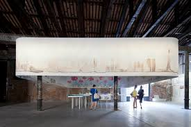 for visual and performing arts center at uic on view at gallery