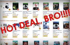 black friday amazon game system deals amazon u0027s black friday deals go live include lightning deals