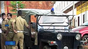 police jeep kerala adventurous attempt of kerala police to take kodi suni into