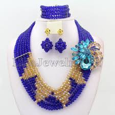 african crystal beads necklace images African crystal beads jewelry sets african wedding beads jewelry jpg