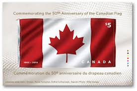 canada post canadian flag souvenir sheet canada 150