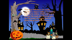 Where Did Halloween Originally Come From by Halloween History For Kids Youtube