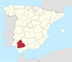 Map Of Seville Spain by City Of Seville