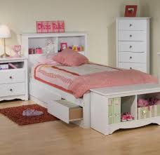 twin bed frame with drawers and headboard platform storage bed w bookcase headboard ojcommerce