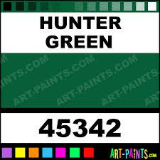 hunter green artist watercolor paints 45342 hunter green paint