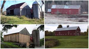 The Feed Barn Brewster Ny A Tribute To Vermont U0027s Old Falling Down Barns Vermont Public Radio