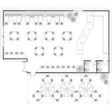 Resturant Floor Plan Cafe Floor Plans Examples In Color Google Search Cafe Project