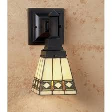 Mission Wall Sconce Meyda Tiffany Wall Sconces U0026 Vanity Lights Shop The Best Deals