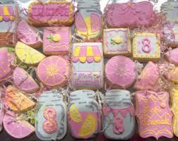 girly cookies etsy