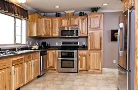 Hickory Kitchen Cabinets Home Depot Hickory Kitchen Cabinets Bloomingcactus Me