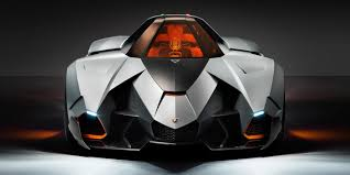 lamborghini prototype lamborghini egoista sinister car that really selfish