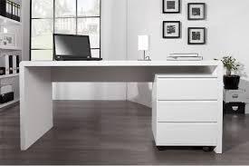bureau design bureau blanc design finest actagare with bureau blanc design table