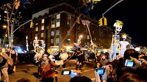 nyc u0027s village halloween parade 2011 youtube