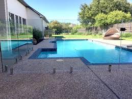 Backyard Staycations Maximize Your Backyard Glass Pool Fences And Railings