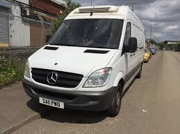 2011 mercedes sprinter fridge van refrigerated diesel ex mercedes