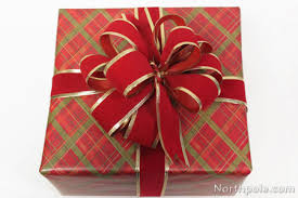gift wrapping ribbon craft cottage how to wrap gifts with wired ribbon