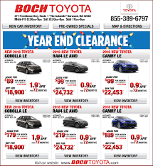 toyota lease phone number new vehicle specials new toyota car specials boch toyota