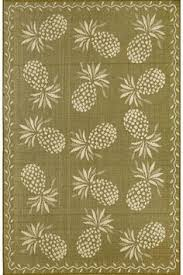 Pineapple Outdoor Rug Painted Pineapple Hooks On The Blog Pinterest Furniture
