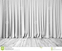 Studio Curtain Background White Curtains And Floor Background Stock Photo Image 47436257