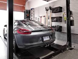 a one car garage that u0027s fit for two