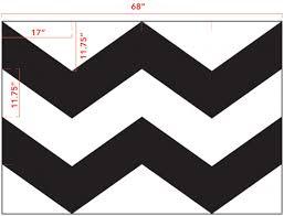 Chevron Stripes Template chevron template with measurements diy chevron