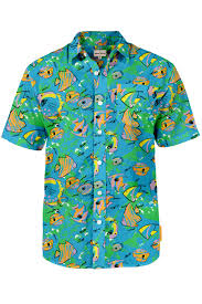 s aquarium hawaiian shirt tipsy elves