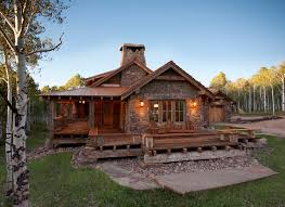 15 rustic house plans with wrap around porches plans for log homes