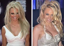 pixie to long hair extensions pamela anderson ditches the pixie cut and returns to her rock