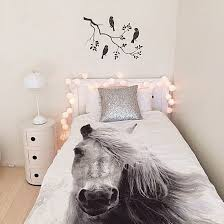 chambre cheval fille la chambre de rêve pour ma fille avec la couette cheval