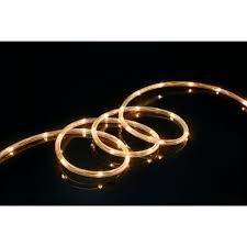 Outdoor Christmas Rope Light Decorations by Meilo 16 Ft Warm White Led Mini Rope Light 2 Pack Ml11 Mrl16 Ww
