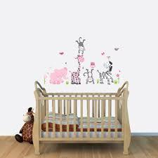 Elegant Nursery Decor by Baby Nursery Decor Top Removable Wall Decals For Baby Nursery
