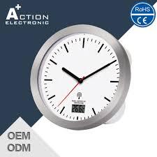 Clock For Bathroom Digital Wall Clock Battery Operated Digital Wall Clock Battery