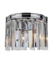 Chrome Wall Sconces 9 Inch Wide Wall Sconce Shades4led