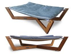 pet hammock bed dog nap mat cat sleeping pad bamboo lounge dog dog