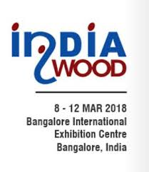 Woodworking Machinery Exhibition India by India Wood 2018 Bangalore March 8 2018 To March 12 2018