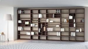 librerie muro libreria componibile a parete systema p sololibrerie vendita
