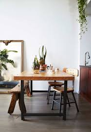 Best DINING ROOMS Images On Pinterest Room Kitchen Tables - Apartment kitchen table