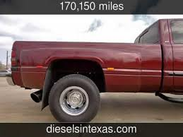 dodge trucks used for sale 2000 dodge ram 3500 slt laramie dually 2wd used cars fulshear