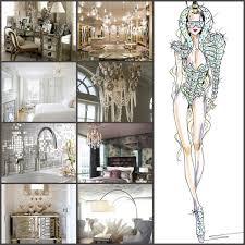 Junior Interior Designer Salary by Design U0026fashion Glam Rock Mashup A Clore Interiors