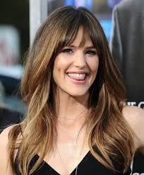 best hair color for womans in 40 s best 25 jennifer garner hair ideas on pinterest brunette bangs