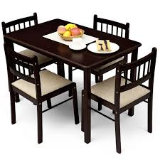Dining Set With 4 Chairs Dining Room Sets 4 Chairs Pantry Versatile