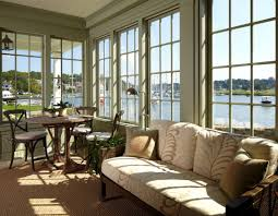 Low Maintenance Windows Decor Sunroom Four Seasons Sunrooms Windows All Season Sunroom