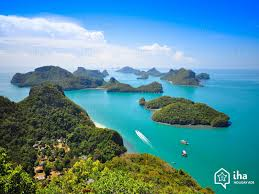 koh samui rentals in a guest house for your holidays with iha