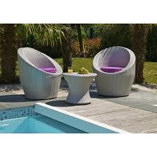 canap de jardin en r sine salon bas de jardin canapé fauteuil bas salon de détente au